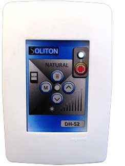 Dimer - controlador de intensidade de luz e/ou temperatura de cor